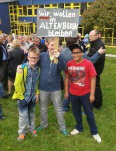 Schülerprotest